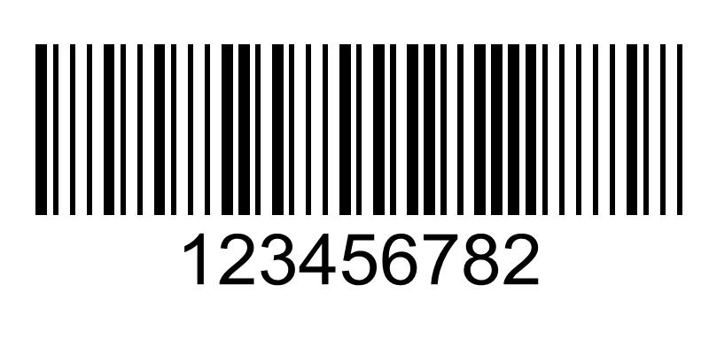 MSI Barcode (Modified Plessey Barcode)